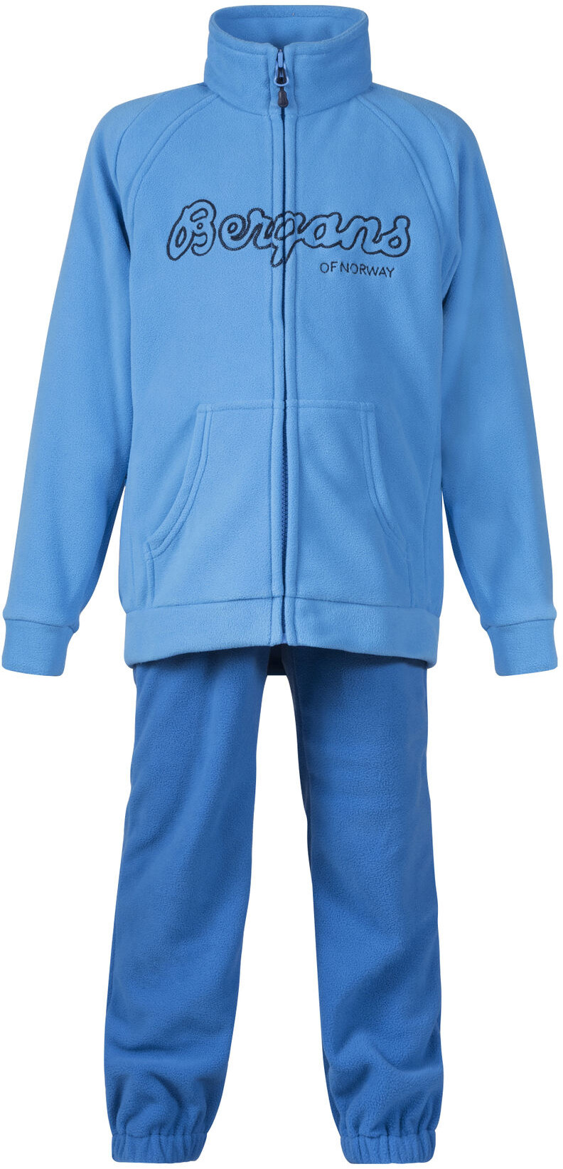 267466d4 Bergans Smådøl Set Kids Light Winter Sky/Athens Blue/Navy | campz.de